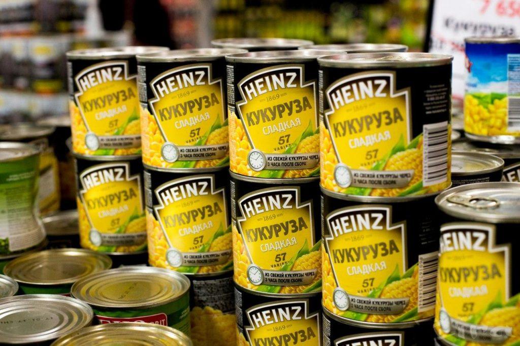 Heinz corn